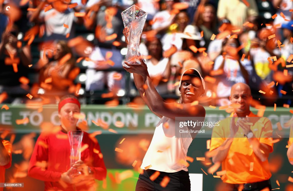 Miami Open 2018 - Day 13 : News Photo