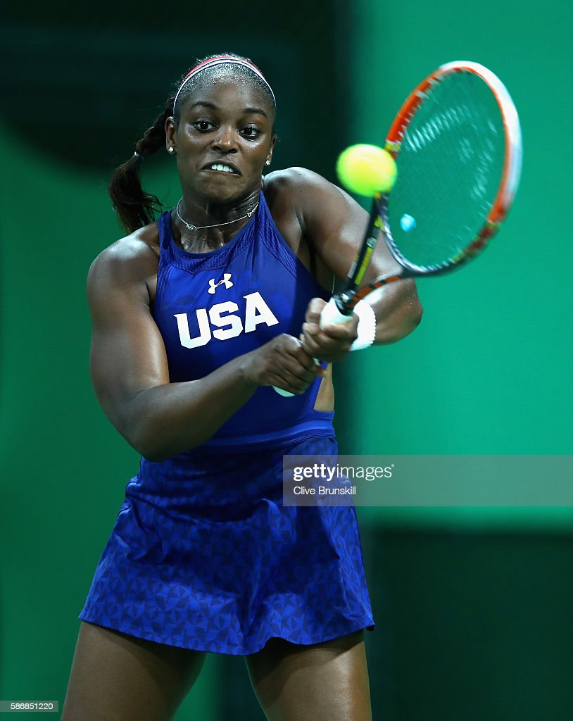 Tennis - Olympics: Day 1 : News Photo