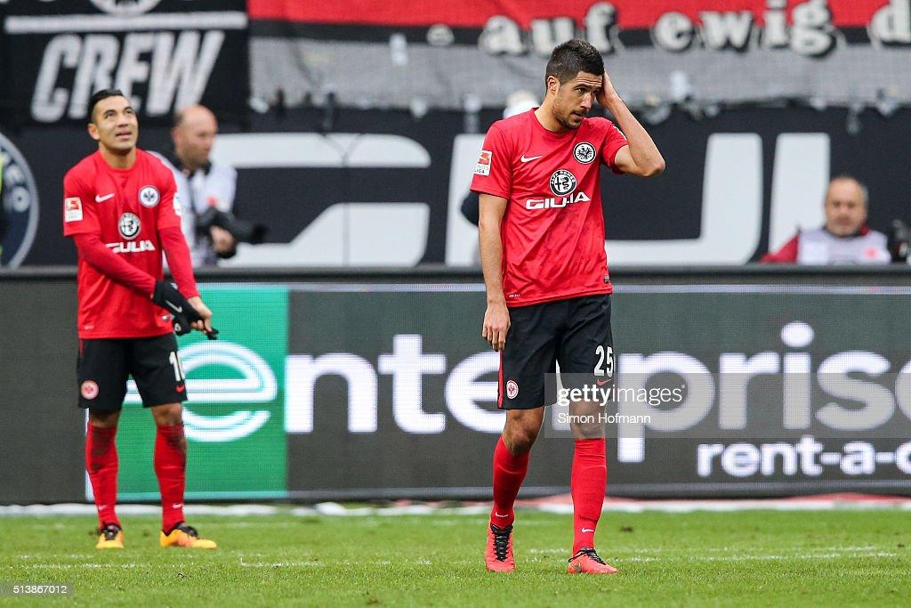 Eintracht Frankfurt v FC Ingolstadt - Bundesliga