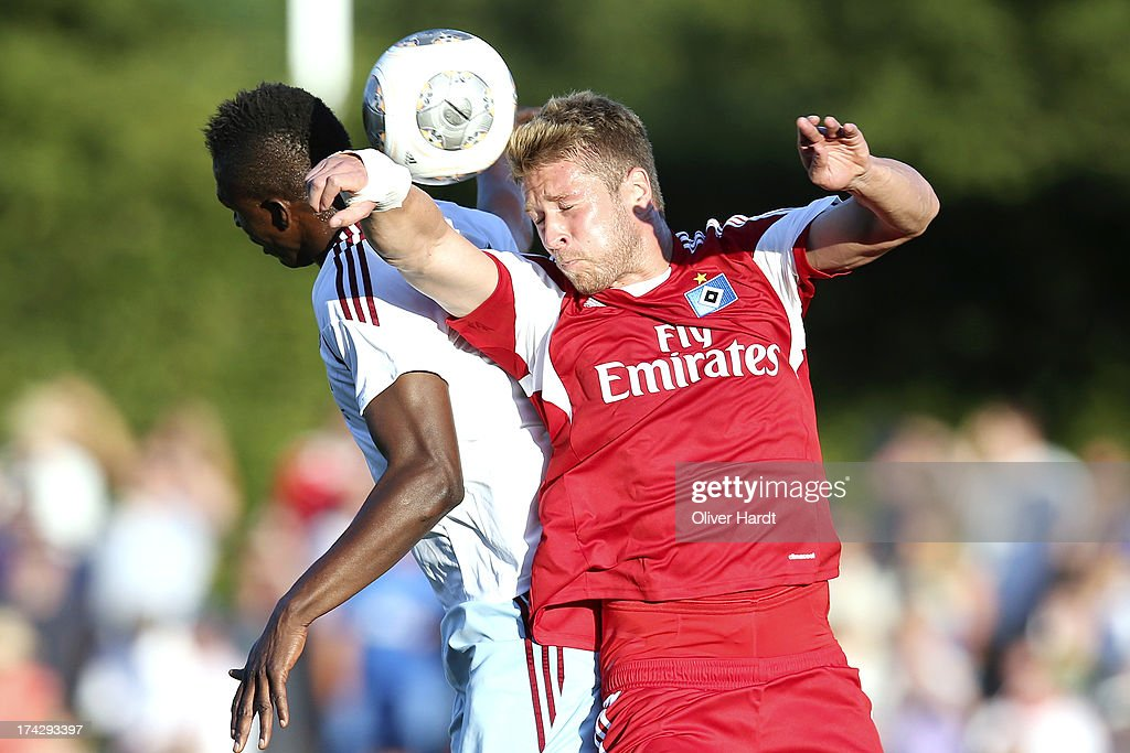 Hamburger SV v West Ham United - Friendly Match