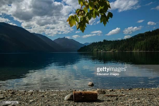 Slocan Lake New Denver Slocan Valley West Kootenay British Columbia Canada