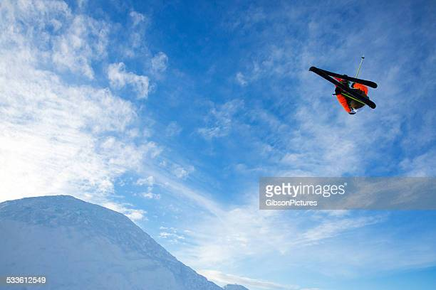 Slope Style Skier