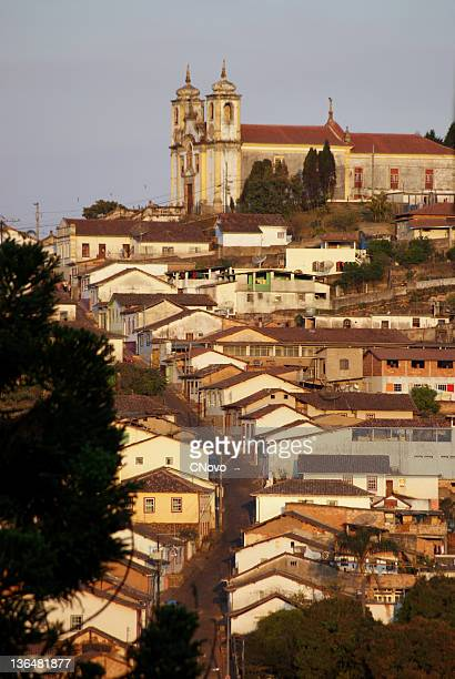 slopes near gold, (ouro preto hills) - preto stock pictures, royalty-free photos & images