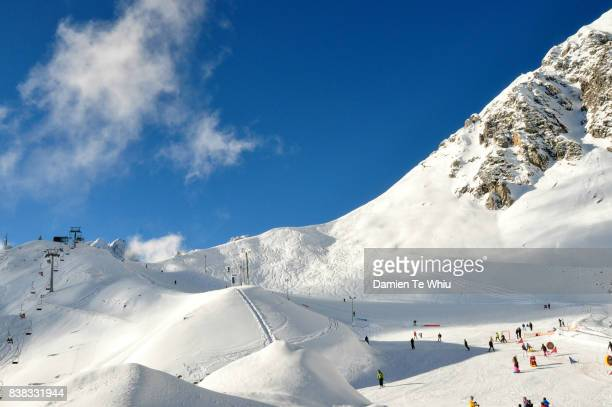 slopes - インスブルック ストックフォトと画像