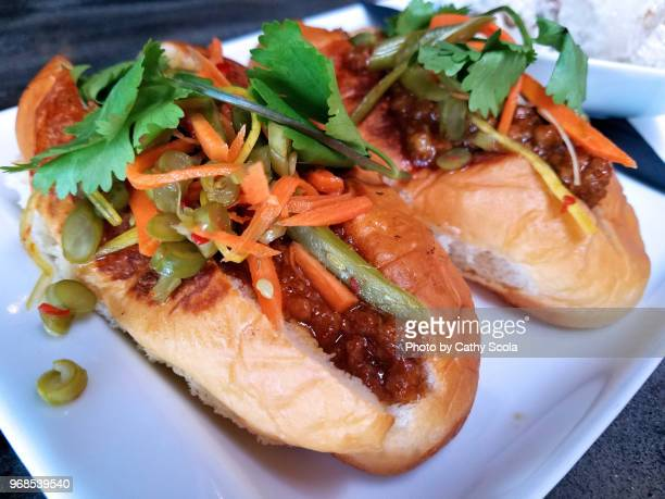sloppy joes - sloppy joe, jr stock pictures, royalty-free photos & images