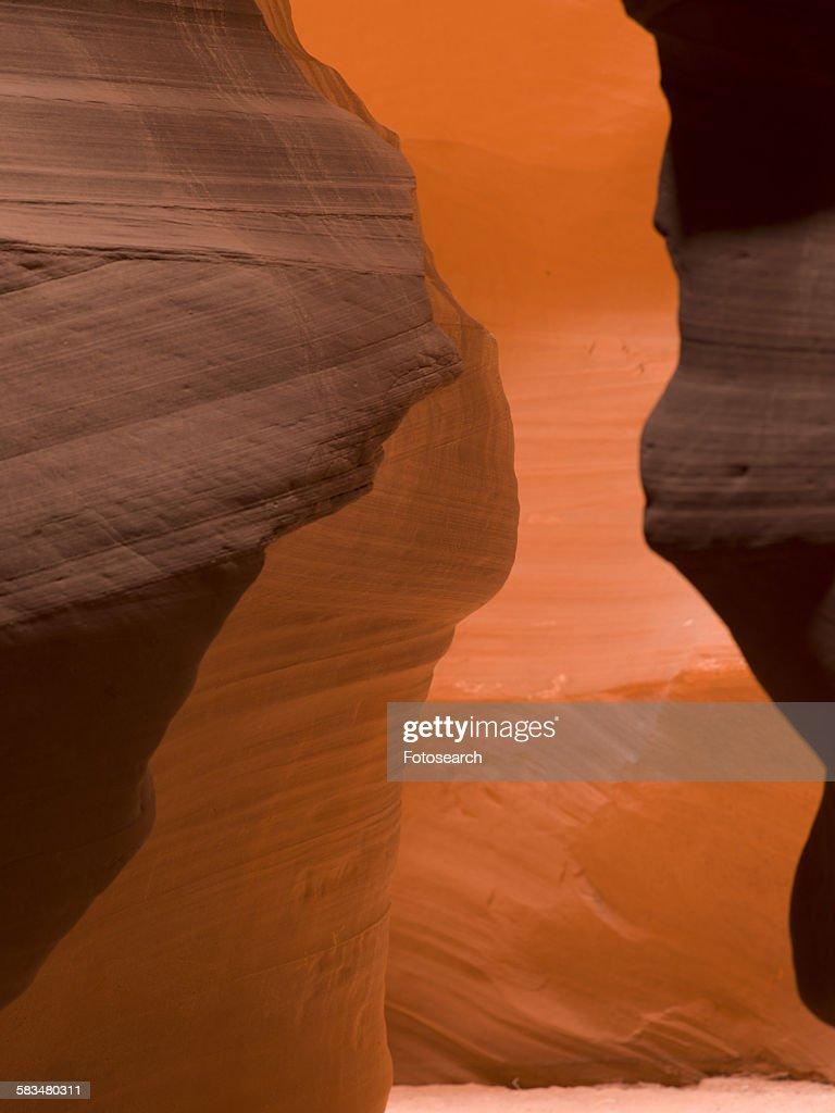 Slot canyon : Stock Photo