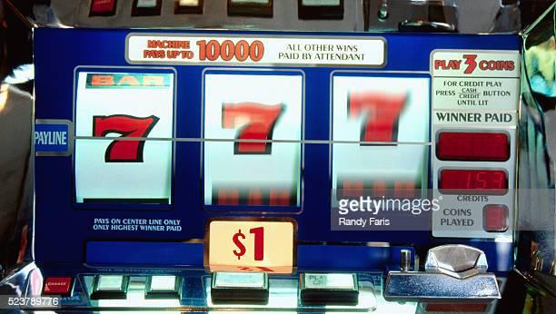 Slot Machine on 7s