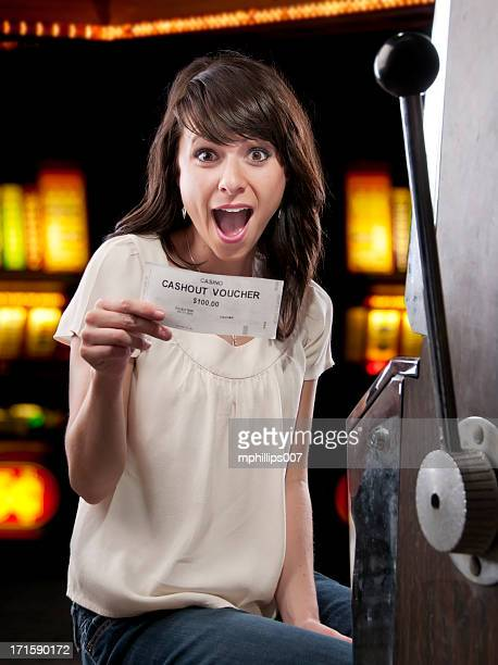 Spielautomat-Gewinner