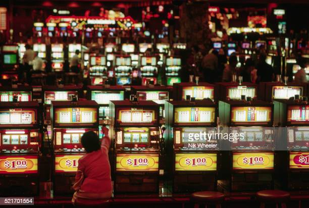 Entertainment And Events In Washington - The Point Casino Slot Machine
