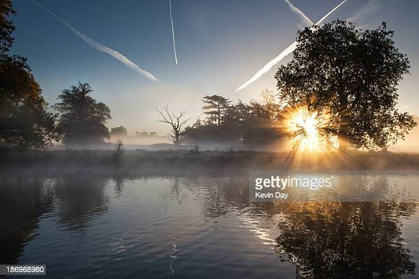 Slough Sunrise