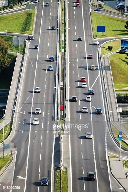 Slovakia Bratislava Bratislava - motorway in the city