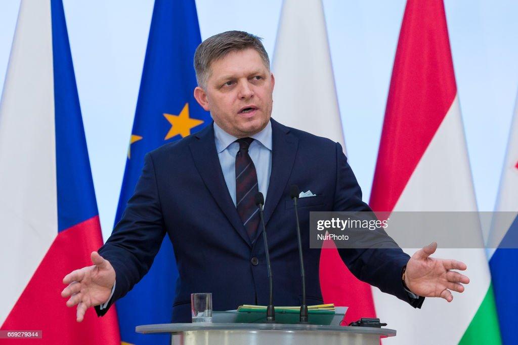 Visegrad Group meeting in Warsaw