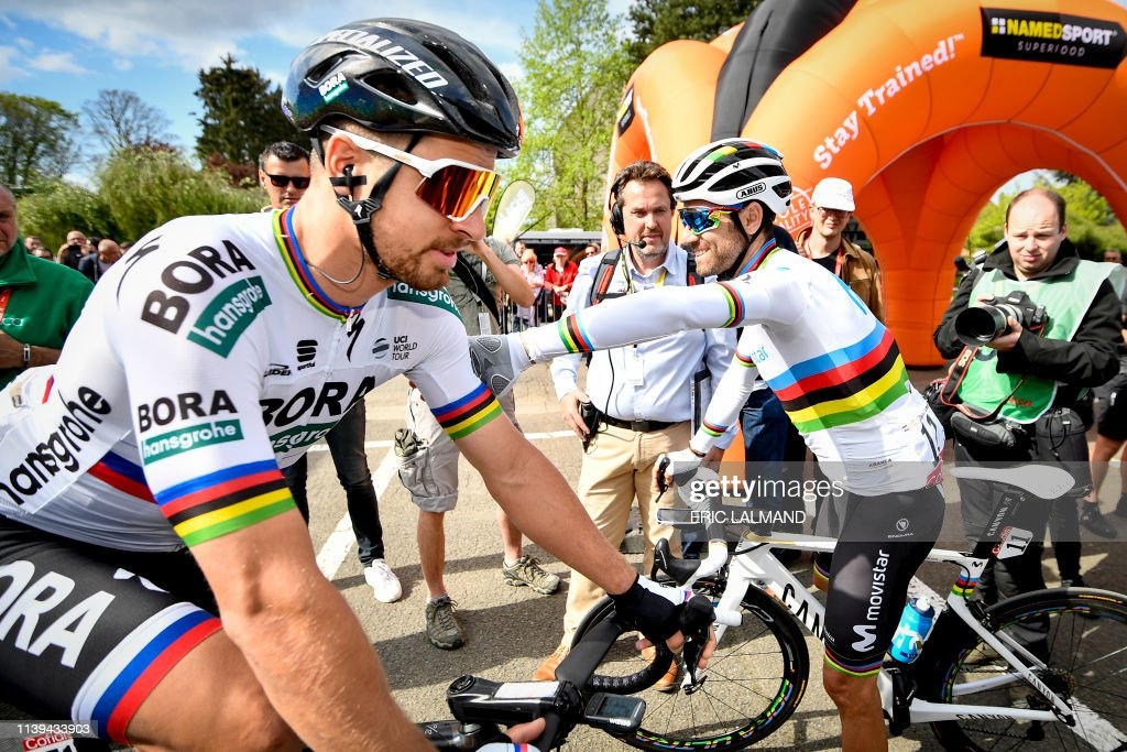 CYCLING FLECHE WALLONNE MEN : ニュース写真