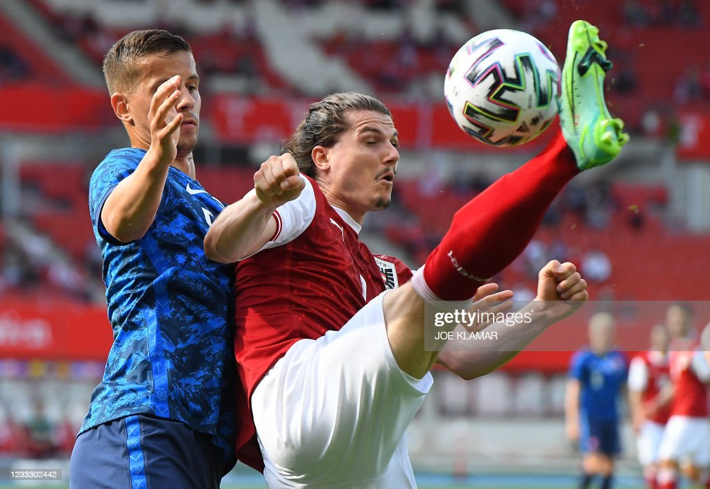 FBL-EURO-2020-2021-FRIENDLY-AUT-SVK : News Photo