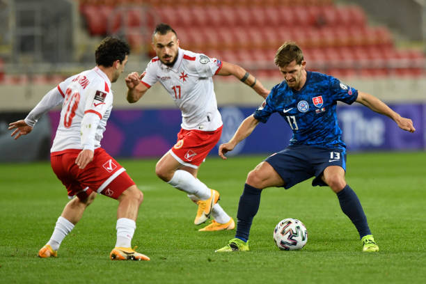 SVK: Slovakia v Malta - FIFA World Cup 2022 Qatar Qualifier