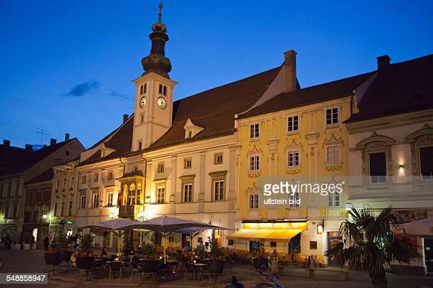 Slovenia Maribor Maribor old city hall