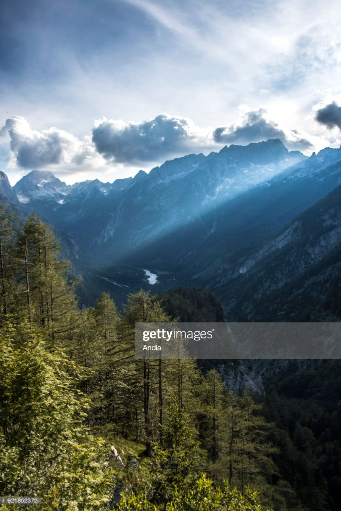 Triglav National Park. : News Photo