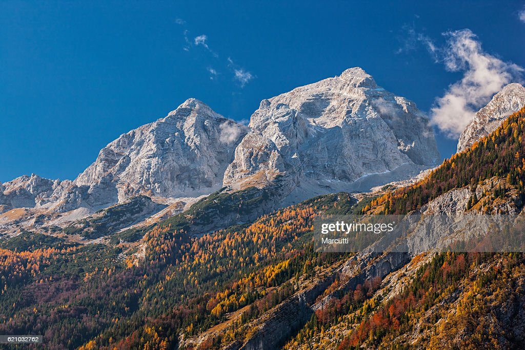 Slovenian alps : Stock Photo