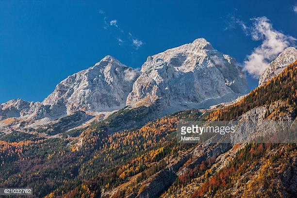 slovenian alps - julian california stock photos and pictures