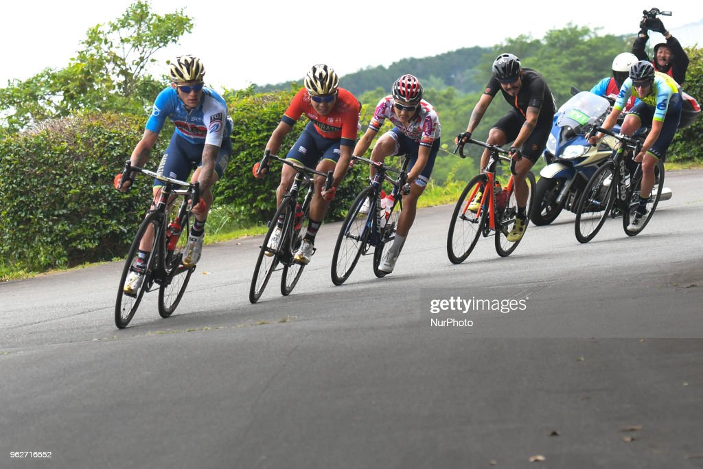 Tour of Japan 2018 - Stage 7