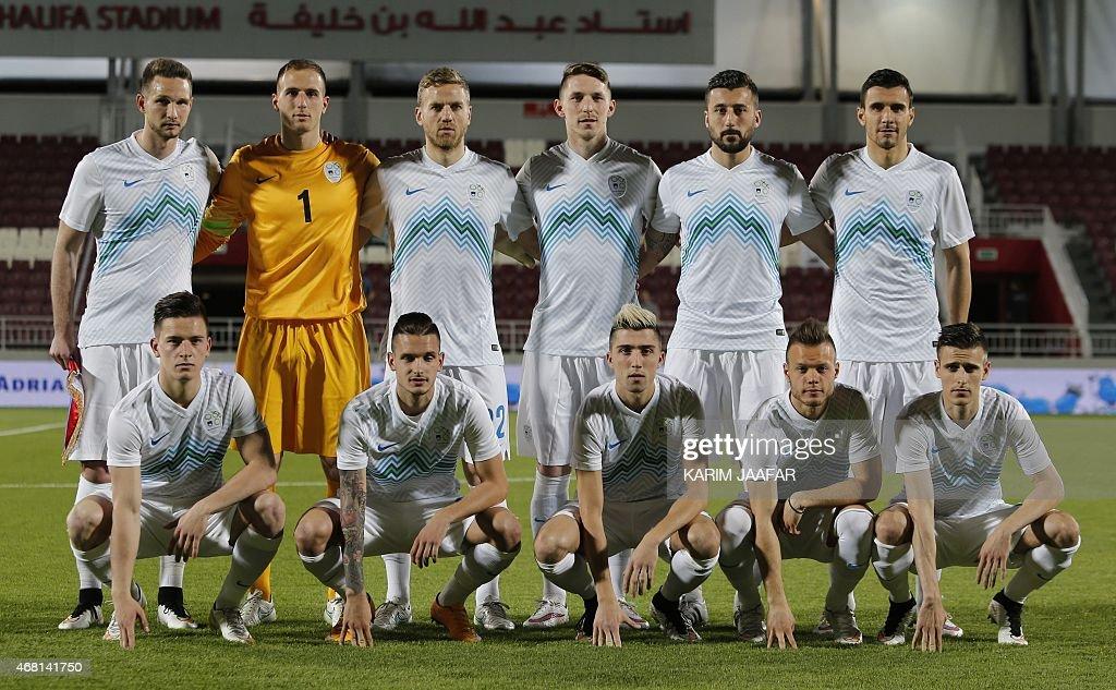 FBL-EURO-2016-FRIENDLY-QAT-SVN : News Photo