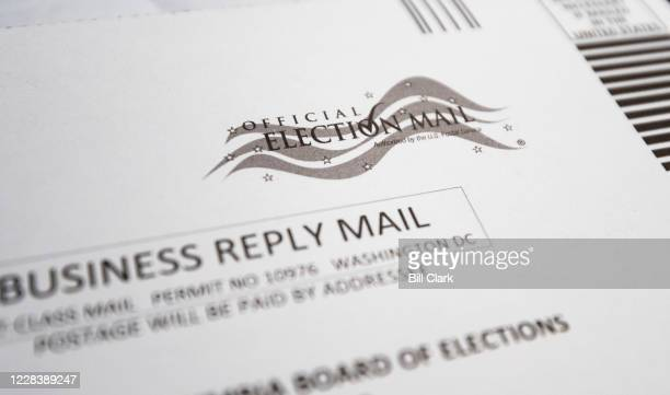 Slowdowns in the U.S. Postal Service have spurred concerns about delivery and receipt of ballots for the November elections.