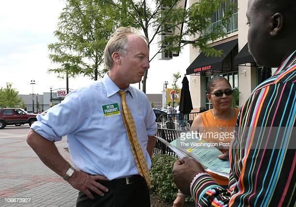 MEFranchot Date 8092006 Kevin Clark/The Washington Post Neg # 182882 Largo MD Peter Franchot left Democratic candidate for Maryland Comptroller talks...