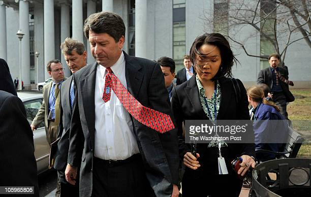 NA/Peanuts Date Kevin Clark/The Washington Post via Getty Images Neg # clarkk206320 Location Washington DC Caption Stewart Parnell left president of...