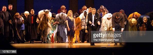 ST/gala date 3/19/06 photographer Katherine Frey/The Washington Post neg# freyk 178519 Kennedy Center Washington DC Washington National Opera The...