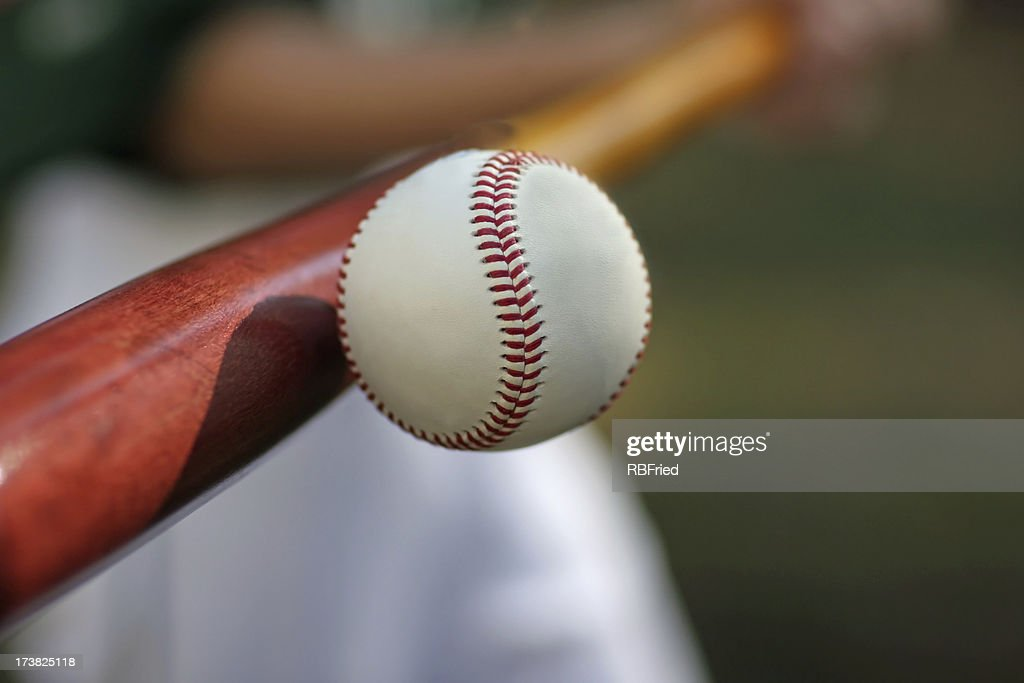 Slugger : Stock Photo