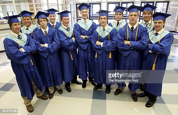 smleonardtownhs DATEMay 30 2008 CREDIT Mark Gail/TWP Leonardtown Md ASSIGNMENT#201783 EDITED BY mg Leonardtown high school students who will be...
