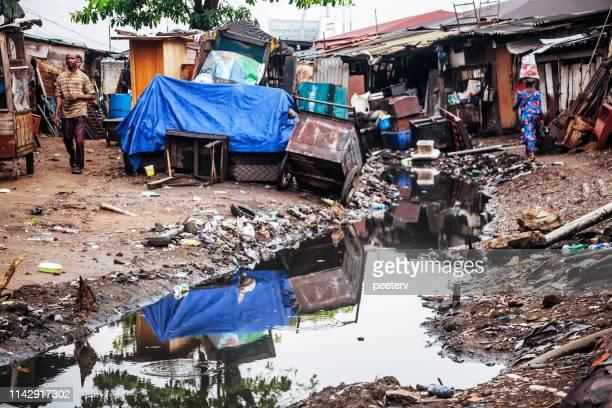 Slum life - Lagos, Nigeria