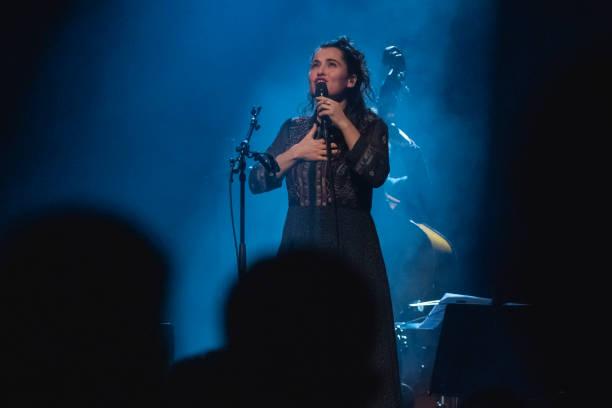 ESP: Silvia Perez Cruz Concert In Barcelona