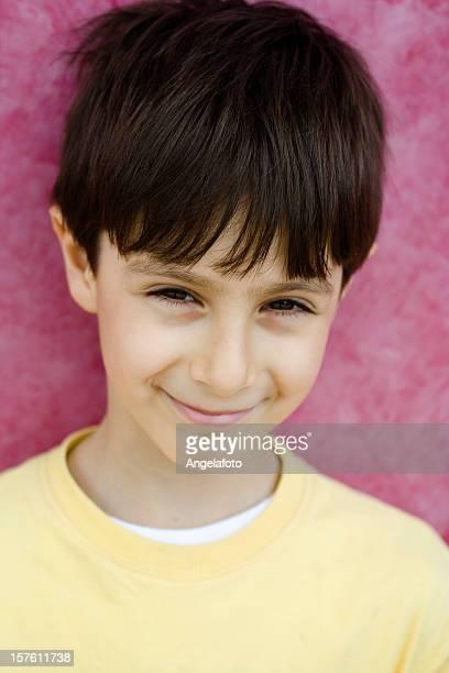Sly Retrato de niño
