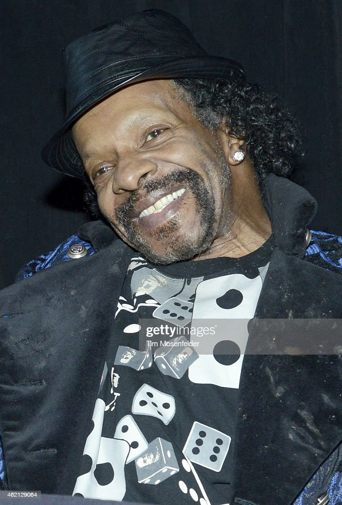 Sly Stone attends 'Love City' A Convention Celebrating Sly & The Family Stone on January 24, 2015 in Oakland, California.