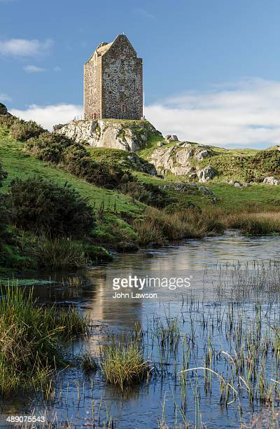 Smailholm Tower is a 15th century tower house in the Scottish Borders between Melrose and Kelso.