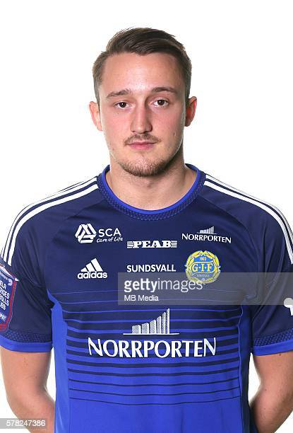 Smajl Suljevic Halvfigur @leverans Allsvenskan 2016 Fotboll