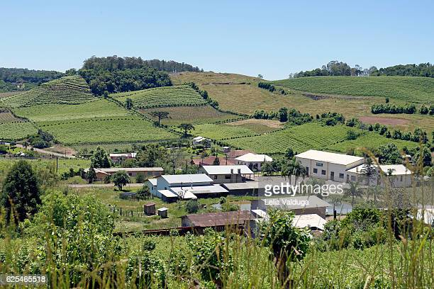 Small agricultural village.