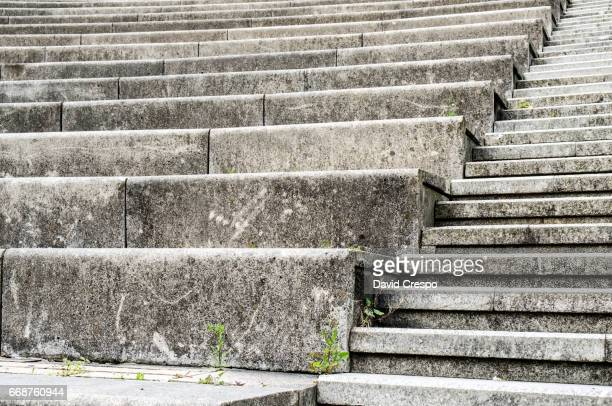 Small and big stairs