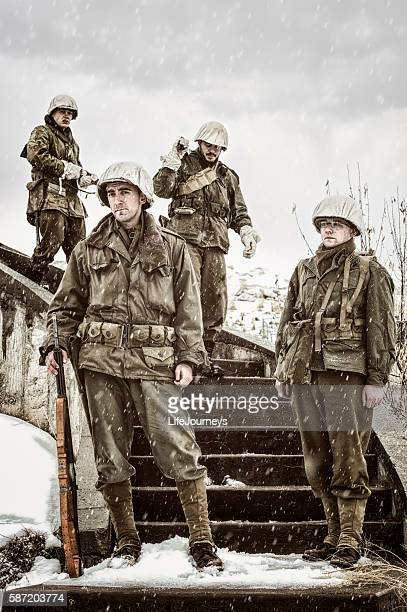 Small Band of Brothers - WWII Military