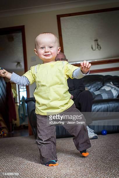 small boy walking - s0ulsurfing ストックフォトと画像