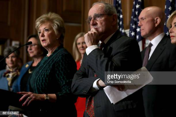 Small Business and Entrepreneurship Committee Chairman James Risch joins Small Business Administration Administrator Linda McMahon fellow GOP...
