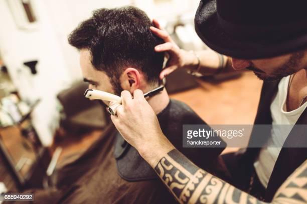 中小企業理髪店