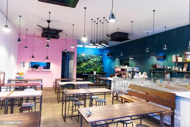 Small Business - Cafe in Kuala Lumpur, Malaysia