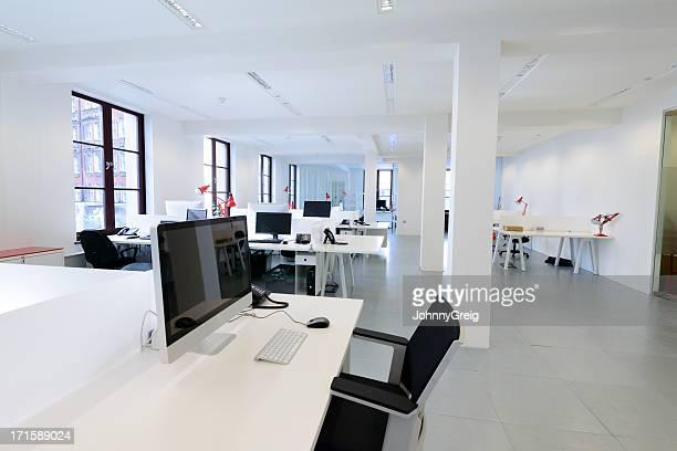 Kleine Business-Büro