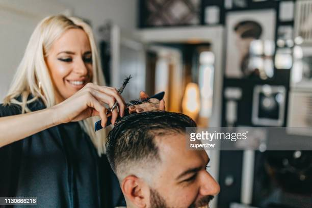 small business owner - hairstyle stock pictures, royalty-free photos & images