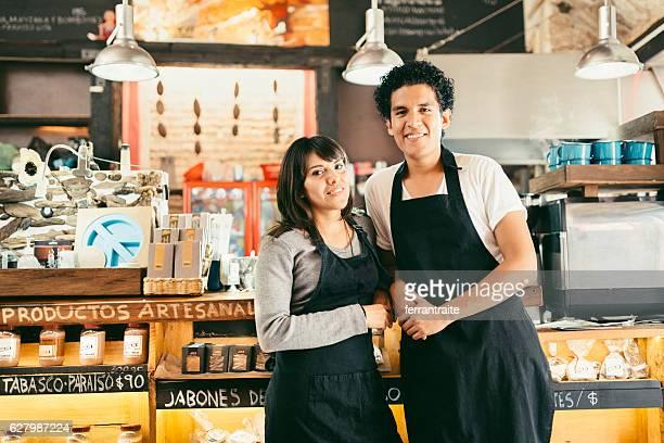Los propietarios de empresas pequeñas
