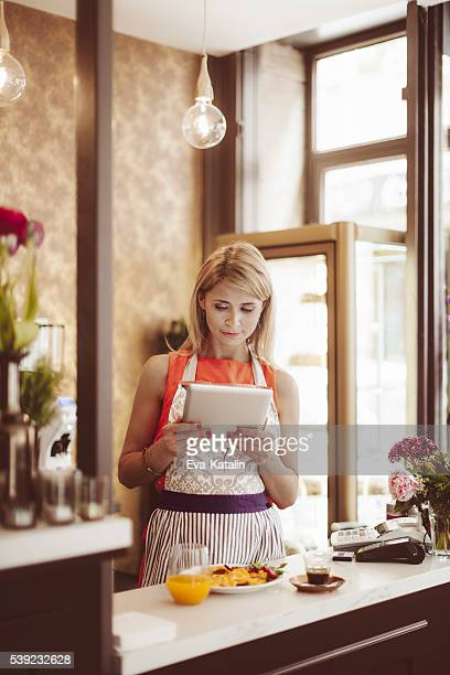 Small business - pastry shop