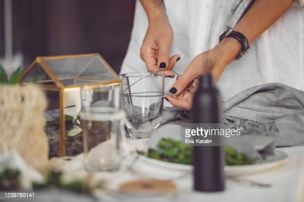 small business - wedding planner foto e immagini stock
