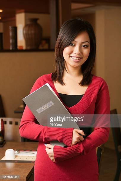 Small Business Restaurant Owner and Host-maitre'd Vt